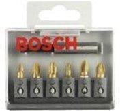 Биты Bosch MAXgrip Ph/Pz/LS