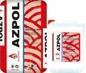 Sement ve Akrilik Əsaslı İki Komponentli UB şüalarına dözümlü Su İzolyasiya Qarışığı (4 barr müqavimətli) Azpol Izopolex 300
