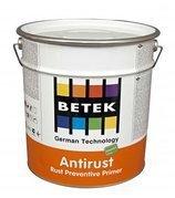 Высокоэффективная, антикоррозийная защитная грунтовка Betek Antirust