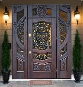 Железная дверь Ugur qapısı