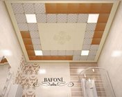 Эксклюзивный подвесной потолок Bafoni