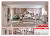 Спальная мебель Subrano