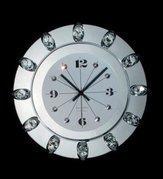 Часы Orion Uhren Wanduhr 13k/wv75 chrom