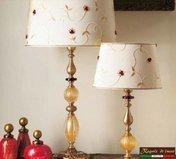 Настольная лампа Regali di Lusso