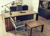 Мебель для руководителей Offissa Dizayn Line black