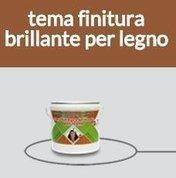 Глянцевый лак для дерева  ard-raccanello  tema finitura brillante per legno 0.440