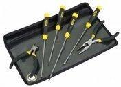 Набор инструмента  Stanley CushionGrip для работ с компьютерами 1-65-010