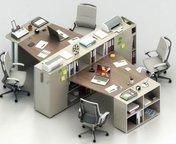 Мебель для персонала Offissa Dizayn