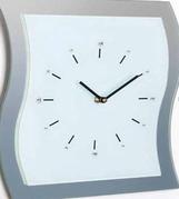 Часы Orion Uhren Wanduhr 13K/WV33 weiß Strass