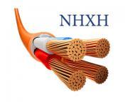 Безгалогенные кабели NHXH