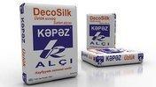 Üzlük suvaq Kəpəz Alçı Deco silk