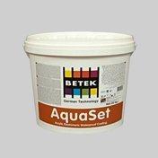Гидроизоляционный жидкий материал на основе акриловой эмульсии Betek Aquaset
