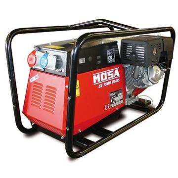Generator Mosa GE 7500 BS/GS 7.5 KVA (Honda) #1