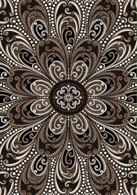 Турецкий ковер Super Istanbul коричневый