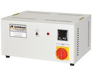 Tək fazalı elektron stabilizator Cetinkaya 3182
