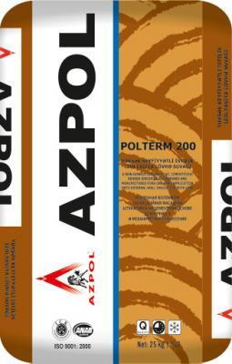 Yüksək Keyfiyyətli İstilik İzolyasiya Lövhəsi Suvağı Azpol Polterm 200 #1