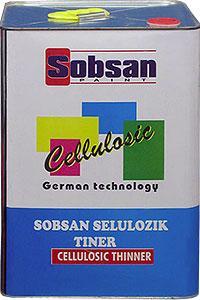 Целлюлозный разбавитель Sobsan Sel-tiner