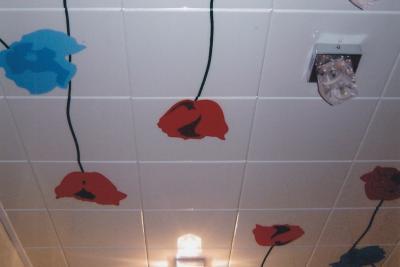 Подвесной потолок Bafoni