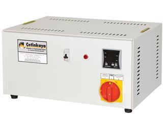 Tək fazalı elektron stabilizator Cetinkaya 2187
