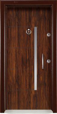 Стальная дверь Boyut Silver