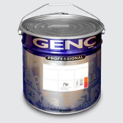 Акриловый лак Genc GL.40 VA500 Acrylic Varnish silk matt